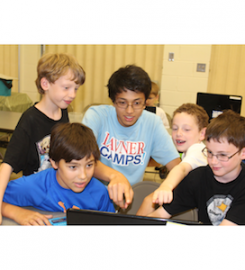 Camp Tech R3volution at UCLA