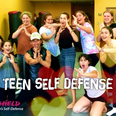 SHIELD TEEN Girls Empowerment Summer Camp